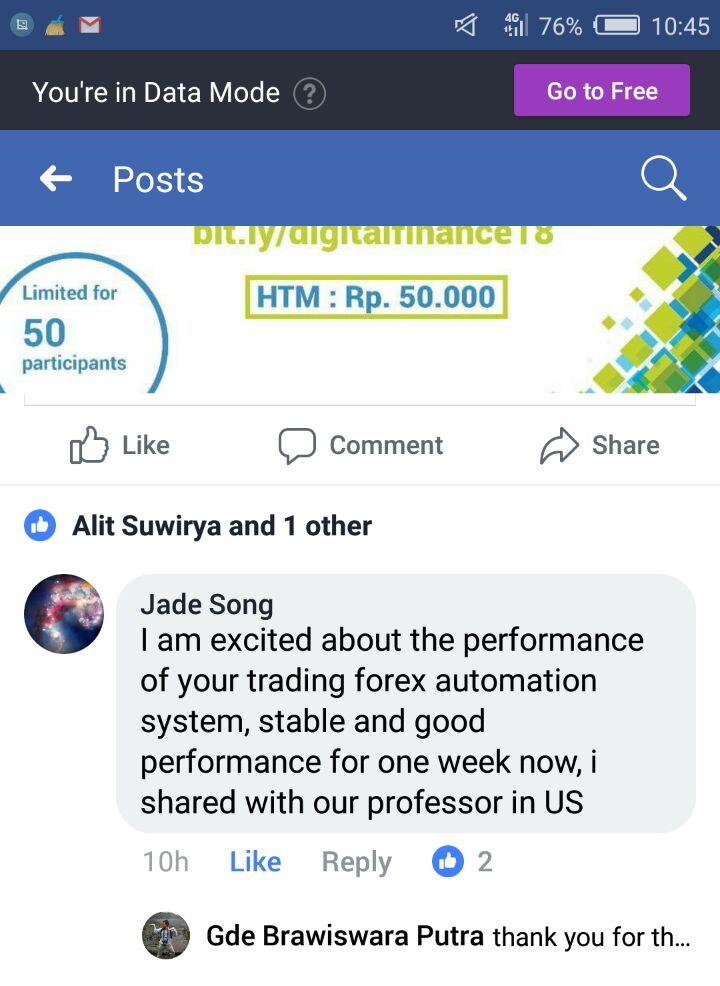 Trading Forex Autopilot Gde Brawiswara Putra | Building A Forex Trading Bot