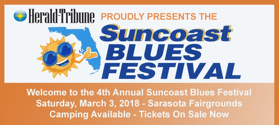 Weekly Update From The Suncoast Blues Society - December 27